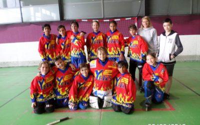 J7 Poule honneur U13 2018-2019 (LA DER)