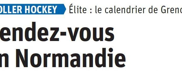 Rendez-vous en Normandie pour l'équipe Élite…