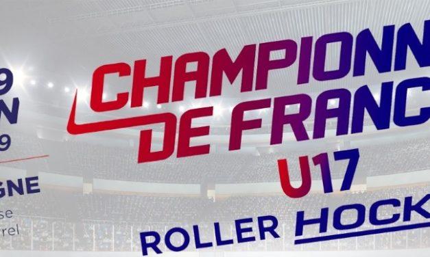 Retour en Vidéo sur la Finale U17