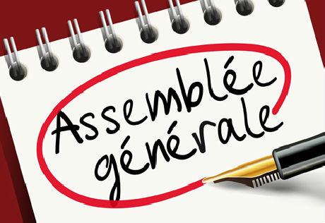Convocation Assemblée Générale 2020