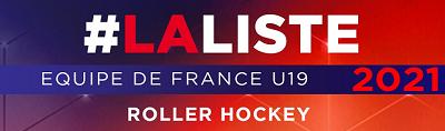2 jeunes pour le prochain stage de l'équipe de France U19