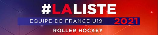 1 jeune YETI'S GRENOBLE en stage avec l'équipe de France U19